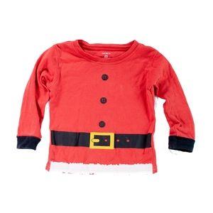 Carter's Santa Shirt for Baby 24M